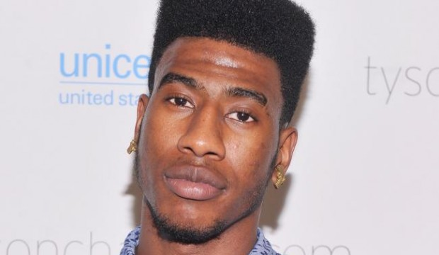Iman Shumpert, The fella with the hi-top fade