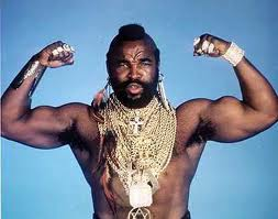 Mr. T Pitiies the Fool