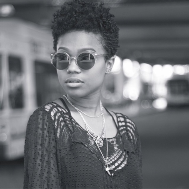 Short Tapered Natural Hairstyles